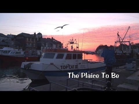 Weymouth Dorset Plaice Fishing On Charter Boat Top Cat III