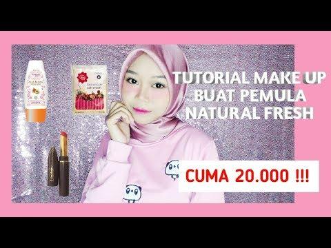 tutorial-make-up-sehari-hari-buat-pemula-natural-&-fresh-cuma-20.000