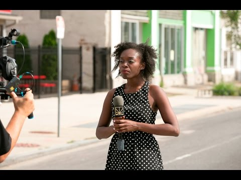 A Day In The Life of A News Reporter and TV Host