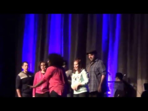 BroadwayCon 2016 - The BroadwayCon 2016 Opening