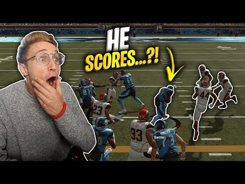 Wait… How!? He ACTUALLY Scores On This Play! Wheel of MUT! Ep. #25