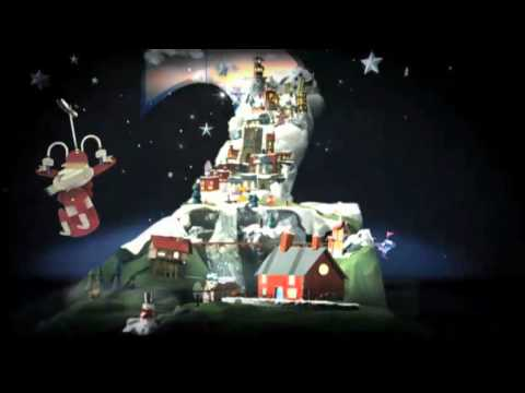 BBC Two 2011 Christmas Idents (Made by Red Bee Media)