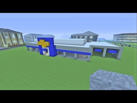 Minecraft Live - Building Chevy Dealership