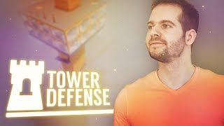 DAZED AND MOE PLAY INSANE CSGO TOWER DEFENSE MAP!