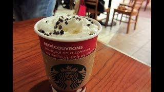 """""""Highly Requested"""" How to make a Starbucks Peppermint Mocha Latte!"""