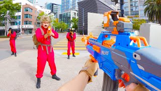 Nerf War: City Battle