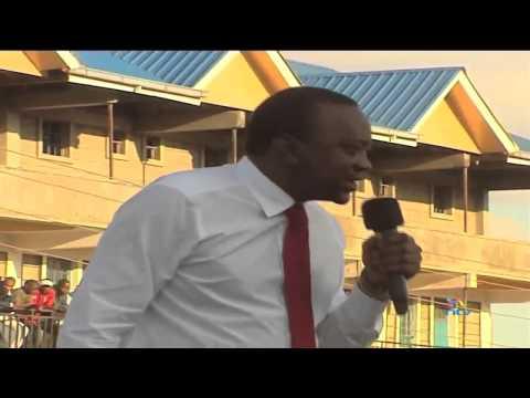 President Uhuru Kenyatta's reaction to terror related travel advisories