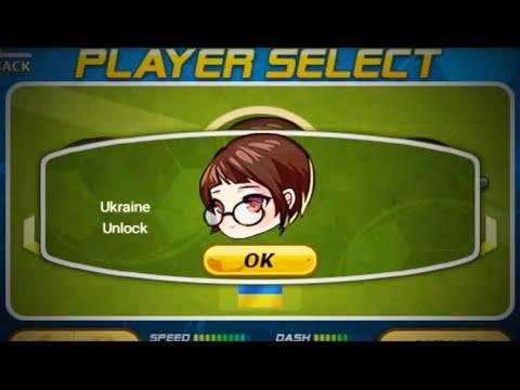 Head Soccer: How to unlock Ukraine character