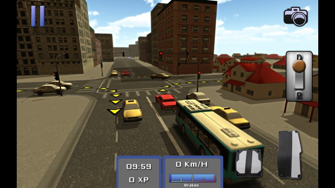 download bus simulator 3d untuk android