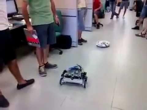 presentation NI robot UCY