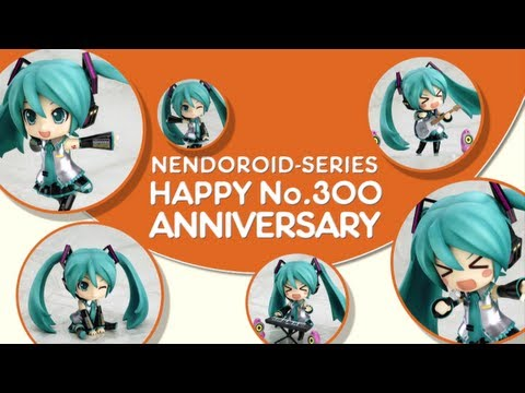 Hatsune Miku! 初音ミク BLACK★ROCK SHOOTER! New Commercial of Upcoming Figures from GSC