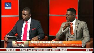 Funding Challenge: ASUU Ibadan EXCO Suggests FG Takeover Of LAUTECH Pt 2