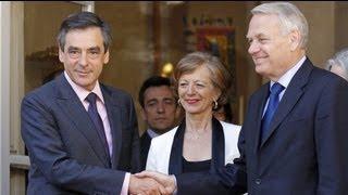 جان مارك ايرولت رئيس الوزراء الفرنسي الجديد