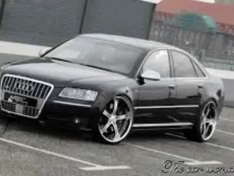 audi a8 tuning youtube. Black Bedroom Furniture Sets. Home Design Ideas