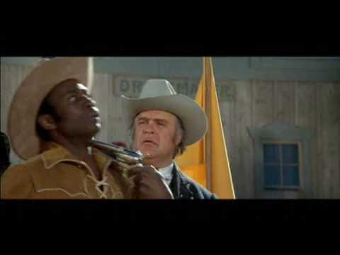 Blazing Saddles  Nobody move or ...