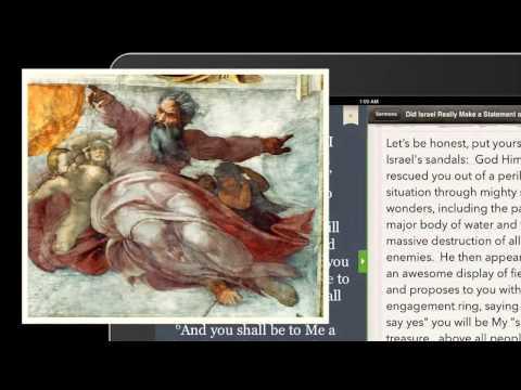 HyperGrace Series:  Did Israel Make a Statement of Pride in Exodus 19:8?
