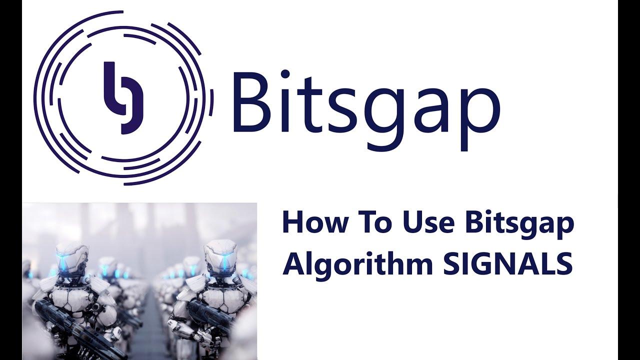 bitsgap signal indiscrezioni borsa