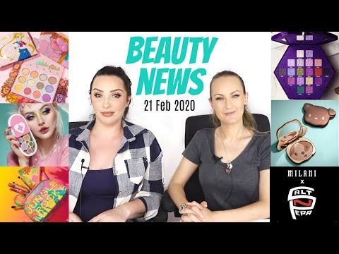 BEAUTY NEWS - 21 February 2020 | Fashion House Makeup Ep. #251 - Видео онлайн