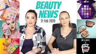 BEAUTY NEWS - 21 February 2020 | Fashion House Makeup Ep. #251