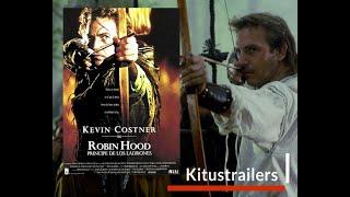 Robin Hood - Principe de los Ladrones Trailer