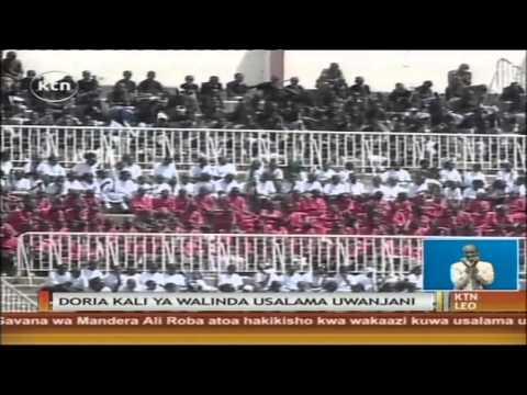 Ndege za vita zafurahisha Wakenya katika sherehe za Jamhuri