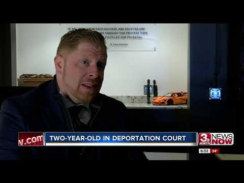 Two-Year-Old In Deportation Court