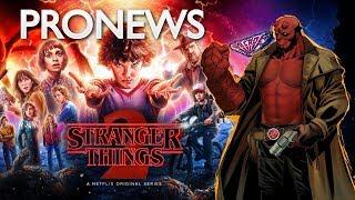 Новости про: Hellboy и Очень странные дела