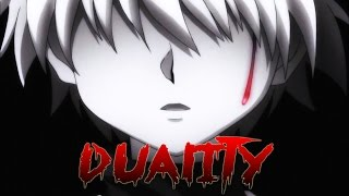 Hunter X Hunter - Killua Tribute AMV [HD] Duality