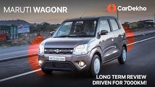 Maruti Wagon R 2019 | 7000km Long-Term Review | CarDekho Video