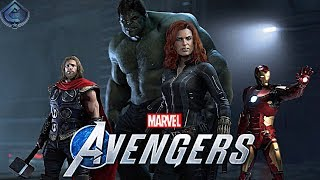 Marvel's Avengers Game - OFFICIAL GAMEPLAY AND RELEASE DATE REVEALED!