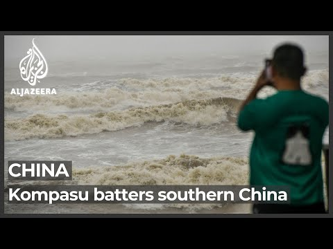Tropical storm heads to Vietnam after devastating China's Hainan