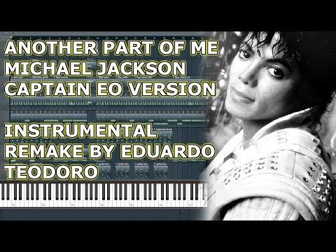 Another Part of Me - Michael Jackson (Captain EO instrumental version)