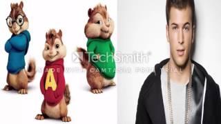 David Carreira- Alvin e os Esquilos Eu não papo grupos