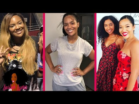 "Kandi's Daughter Riley Loss 50+ Pounds! Plus Aoki Lee Simmons Felt ""Not As Pretty"" As Her Sister"