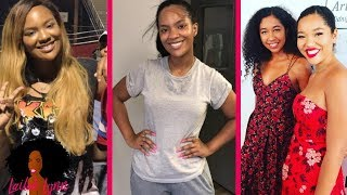"""Kandi's Daughter Riley Loss 50+ Pounds! Plus Aoki Lee Simmons Felt """"Not As Pretty"""" As Her Sister"""