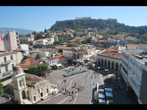 The Monastiraki, Athens Greece