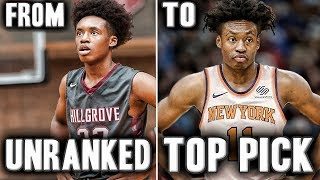 The Crazy Story Of Collin Sexton | From Unranked To Top Pick In The 2018 NBA Draft