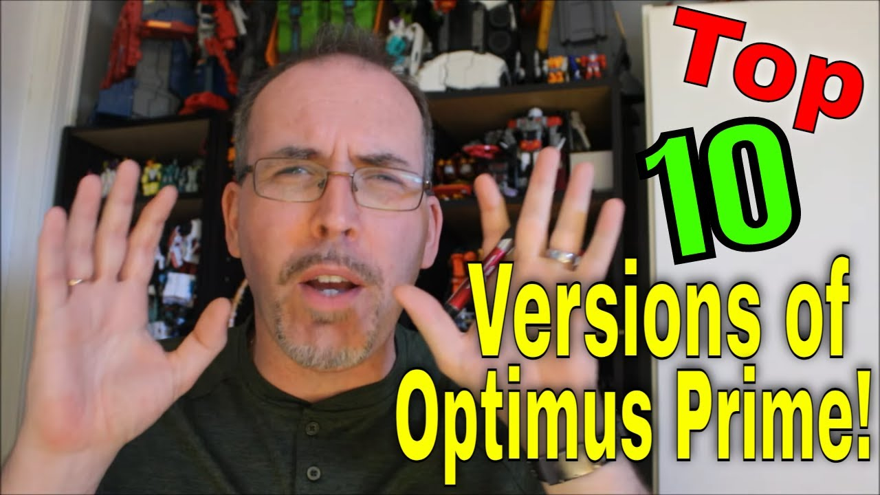 GotBot Counts Down: Celebrating the Boss Bot: Top 10 Versions of Optimus Prime!