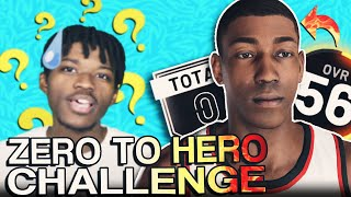 Zero to Hero Challenge in NBA 2K20