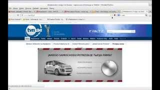 Pasek Zakładek w Firefox