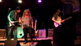 The Hamburg Blues Band/Miller Anderson/Maggie Bell - Penicillin Blues - Sounds, Lübeck - 02.10.2014