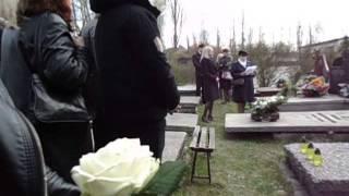 22.04.2015 Pogrzeb blogera STANLEYA - Staszka Szurowskiego