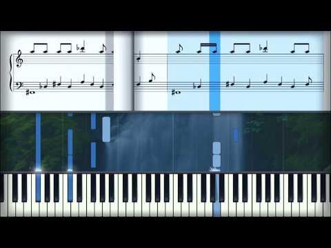 PNL - Au DD | Piano Tutorial | Karaoke