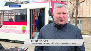 Сучасний трамвай