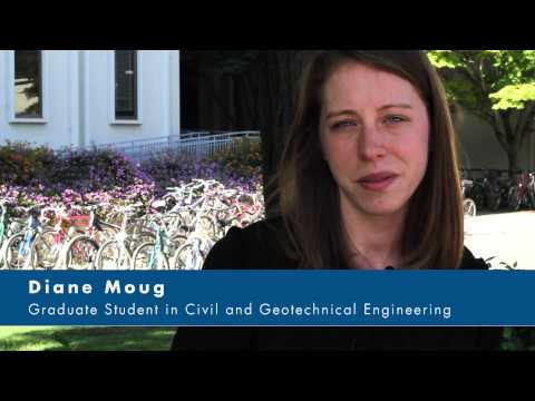 Diane Moug, Graduate Student, Civil Engineering