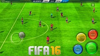 FIFA 16 Ultimate Team Android Download 1.3GB Full Best Graphics