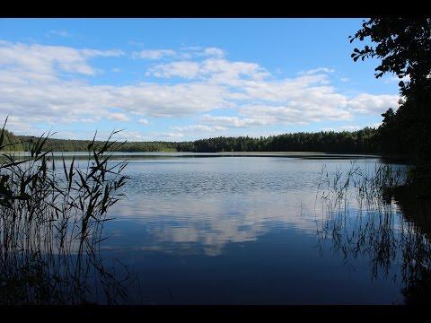 Путешествия по Беларуси #20 - Голубые озера