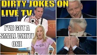 Funniest Slip Ups & Dirty Jokes Ever Caught on Live TV
