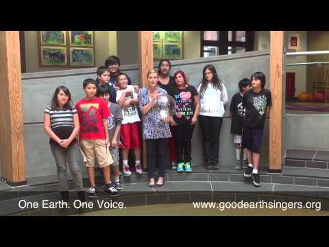 Day 5: One Earth. One Voice. Campaign: The Sixth Graders At Onondaga Nation School
