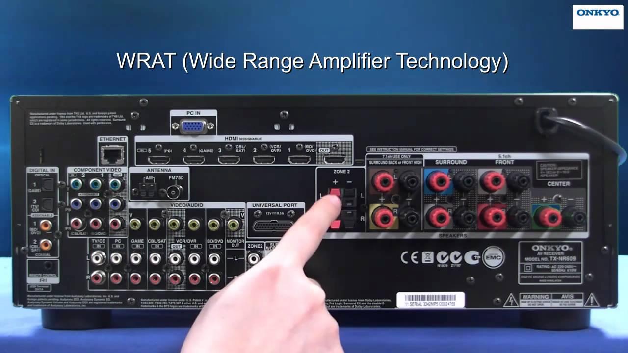 ONKYO TX-NR609 Kurzvorstellung (AV Receiver/AVR ...